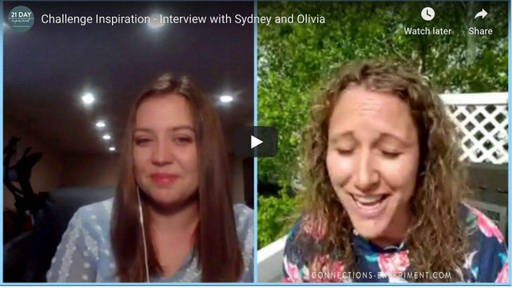 Challenge Inspiration - Interview