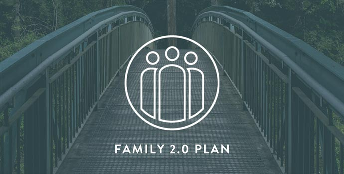 family 2.0 connection plan