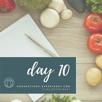 Gift of Connection recipe gift day 10