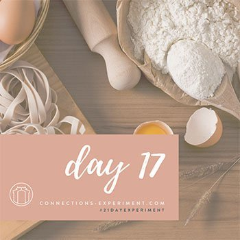 Gift of Connection recipe gift day 17