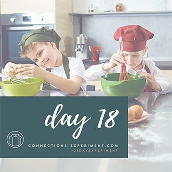 Gift of Connection recipe gift day 18