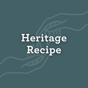 MMM link 1 Heritage Recipe