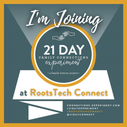 FCE & RootsTech Badge